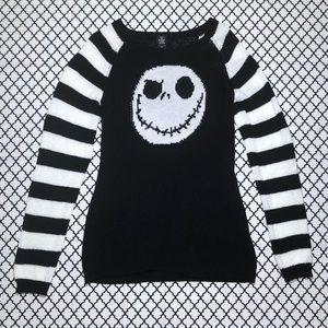 Hot Topic Sweaters Nightmare Before Christmas Sweater 3 Poshmark